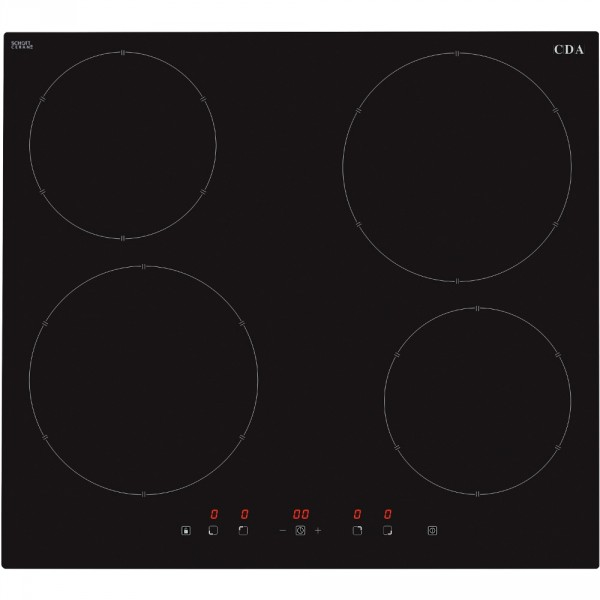 CDA HN6111FR Electric Hob