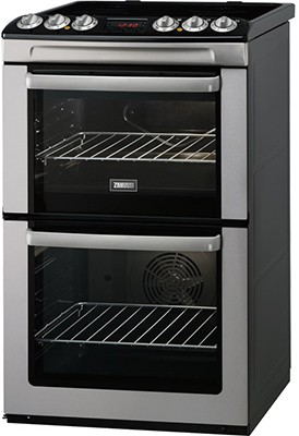 Zanussi ZCV551MXC Electric Cooker