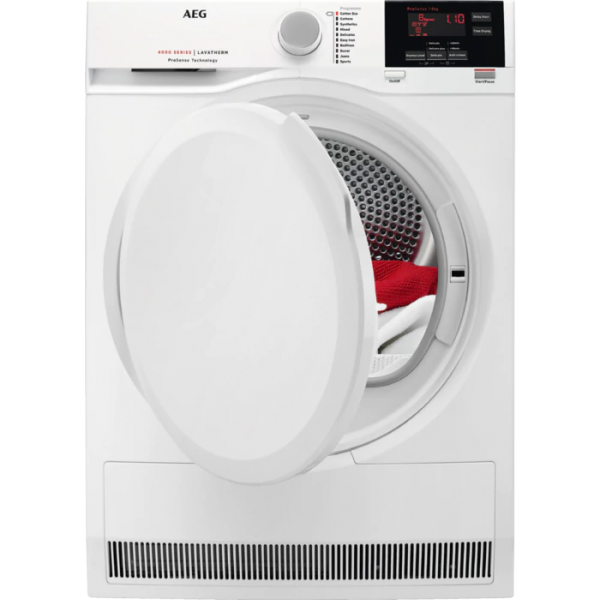 AEG T6DBG820N Tumble Dryer