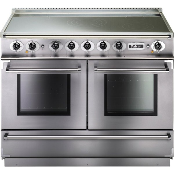 Falcon Continental 1092 IND SS Chrome 83610 Electric Range Cooker