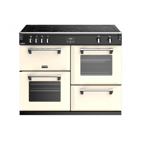 Stoves Richmond Deluxe S1100E i Classic Cream Electric Range Cooker