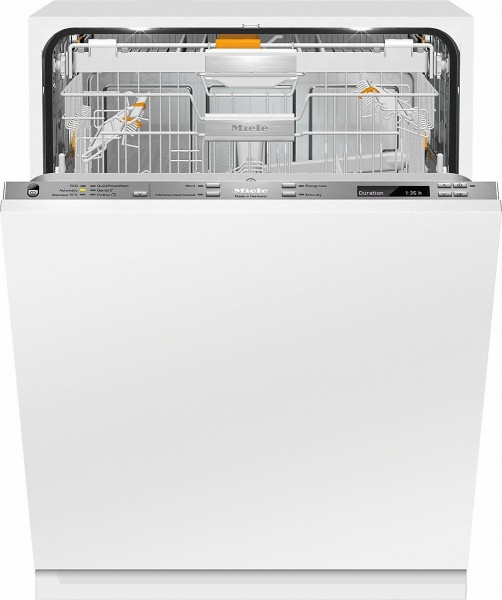 Miele G6895 SCVi XXL Integrated Dishwasher