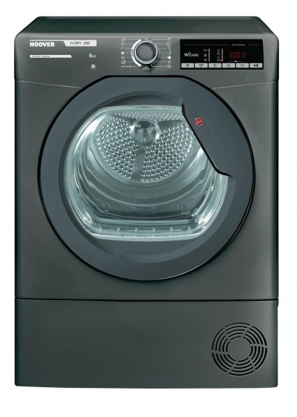 Hoover HLXC8TRGR Agency Model Tumble Dryer