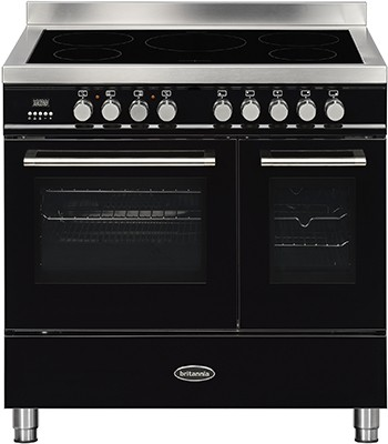 Britannia RC-9TI-QL-K Electric Range Cooker