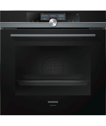 Siemens HS858GXB6B Single Oven Electric