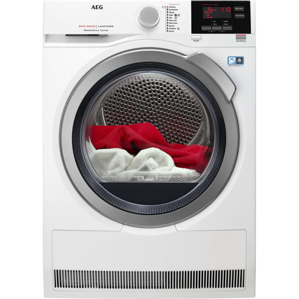 AEG T8DBG842R Tumble Dryer