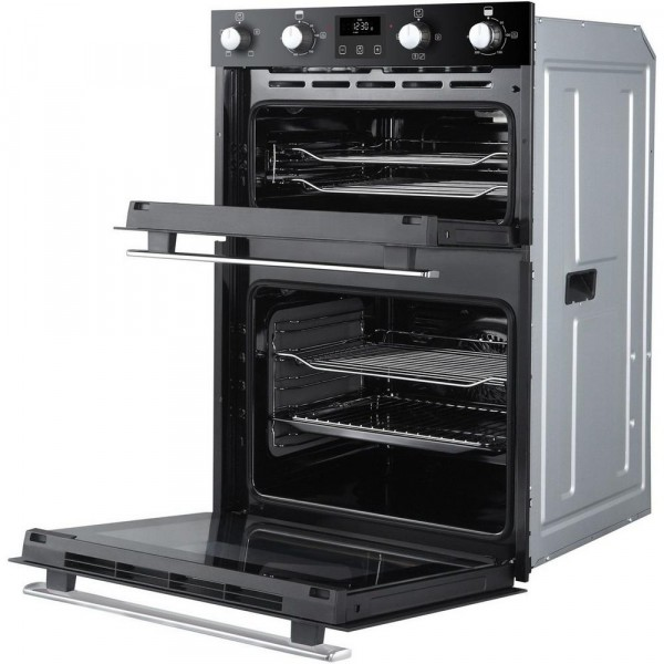 Belling BI902FP Blk Agency Model Double Oven Electric