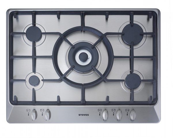 Stoves SGH700C SS Gas Hob