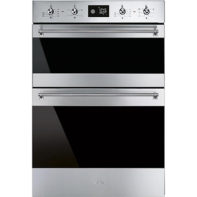 Smeg DOSF6390X Double Oven Electric