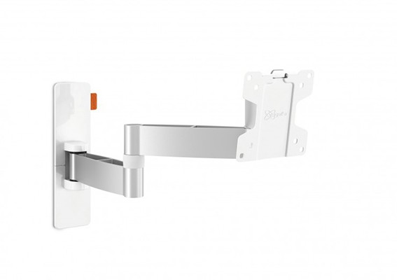 Vogel's 8353051 WALL 2045 WHITE WALL BRACKET