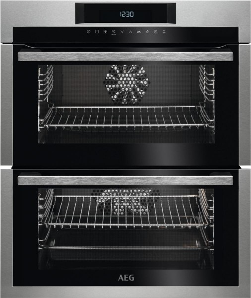 AEG DUE731110M Double Oven Electric