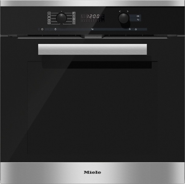 Miele H6260BP clst PureLine Single Oven Electric