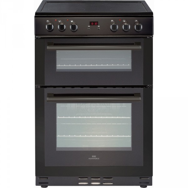 New World 60EDOMC Blk Electric Cooker
