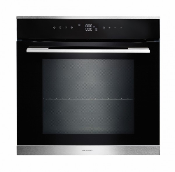 Rangemaster 11215 RMB610BL/SS Single Oven Electric