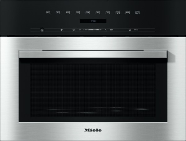 Miele M7140TC clst Integrated Microwave