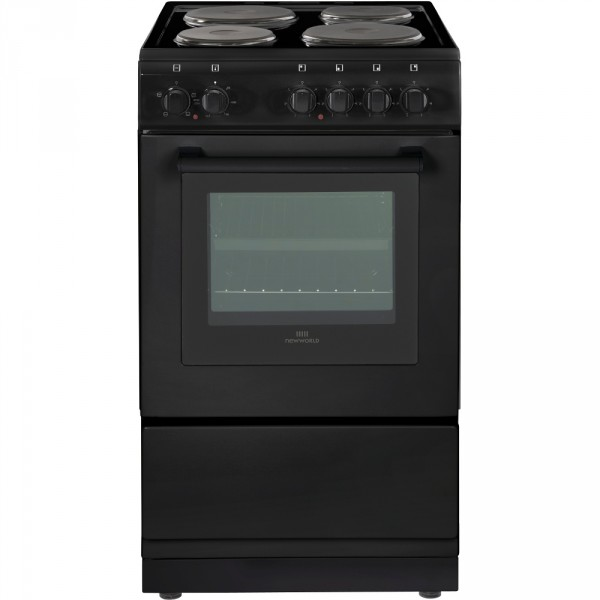New World 50ES Blk Electric Cooker