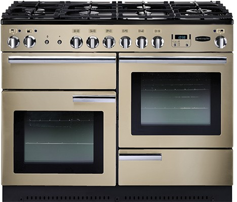 Rangemaster Professional Plus 110G Cream 91970 Gas Range Cooker