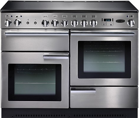 Rangemaster Professional Plus 110CER SS 83420 Electric Range Cooker
