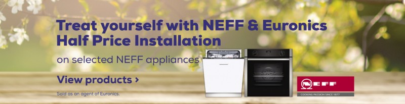 Neff Half Price Install Stellisons Electrical