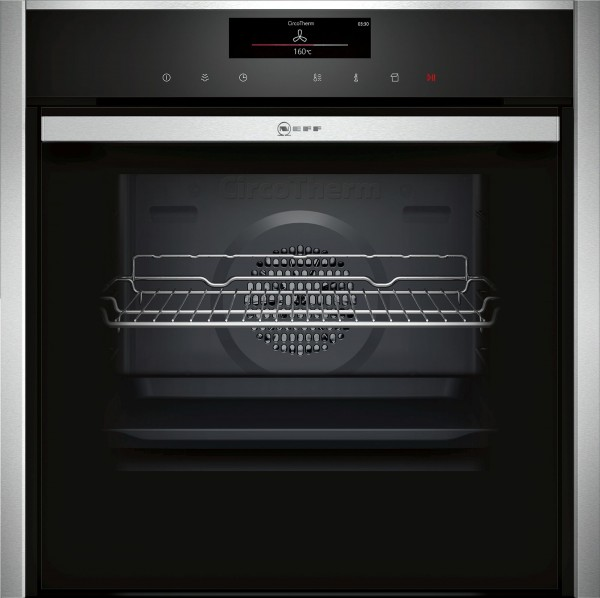 Neff B48FT78H0B Single Oven Electric