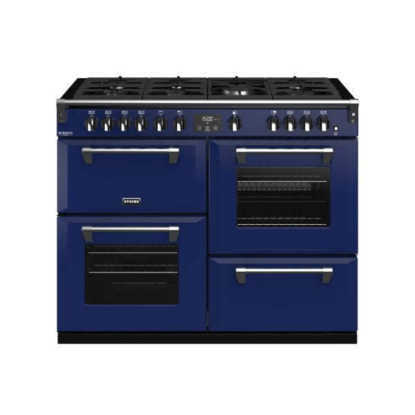 Stoves Richmond Deluxe S1100G CB Mga 444410332 Gas Range Cooker