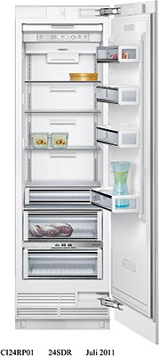 Siemens CI24RP01 Integrated In Column Larder
