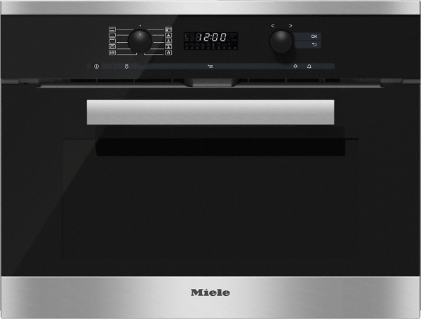 Miele H6200BP clst PureLine Single Oven Electric
