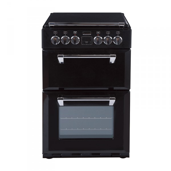 Stoves Richmond 550E Blk Electric Cooker