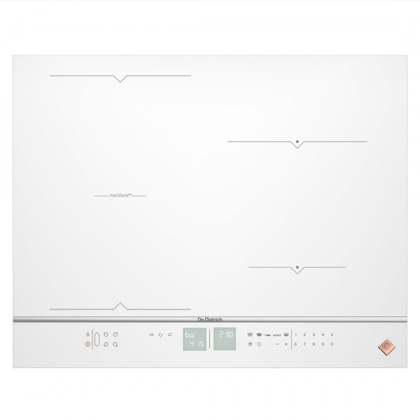 De Dietrich DPI7686WP Electric Hob