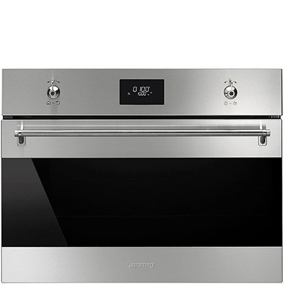 Smeg SF4309MX Integrated Microwave Grill