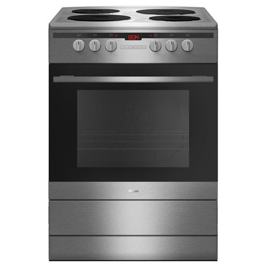 Amica 608EE2TAXX SS Electric Cooker