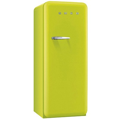 Smeg FAB28QVE1 Fridge With Ice Box
