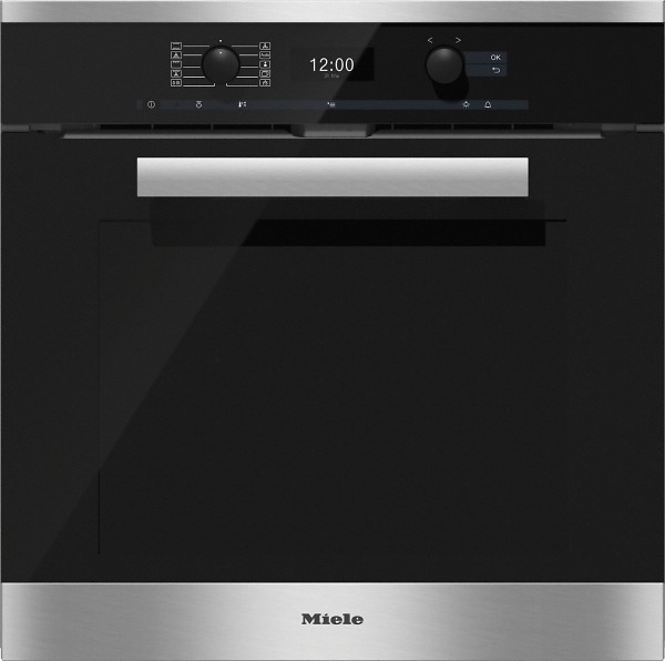 Miele H6460BP clst PureLine Single Oven Electric