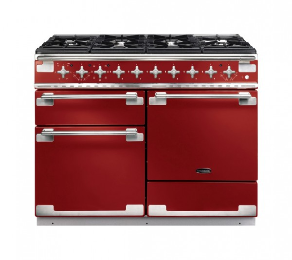 Rangemaster Elise 110DF Cherry Red 94260 Dual Fuel Range Cooker