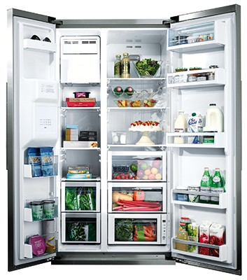 Neff K3990X7GB American Style Fridge Freezer