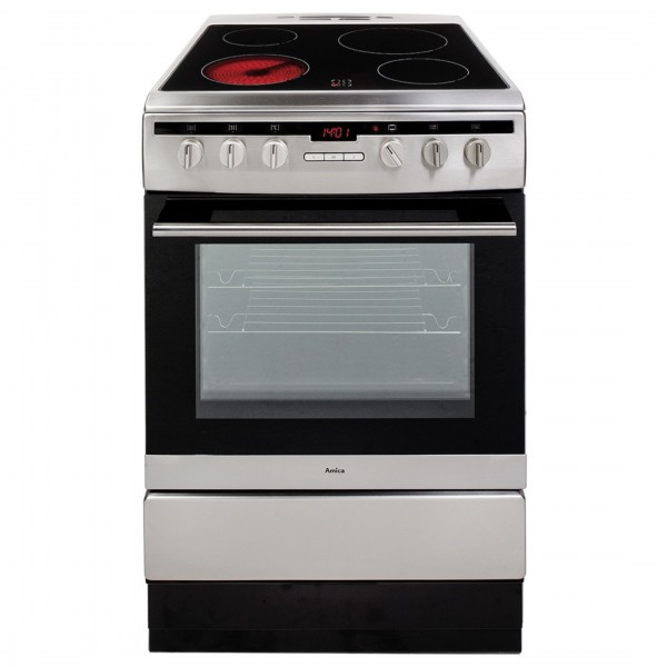 Amica 608CE2TAXX SS Electric Cooker