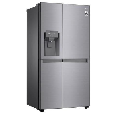 LG Electronics GSL480PZXV Agency Model American Style Fridge Freezer