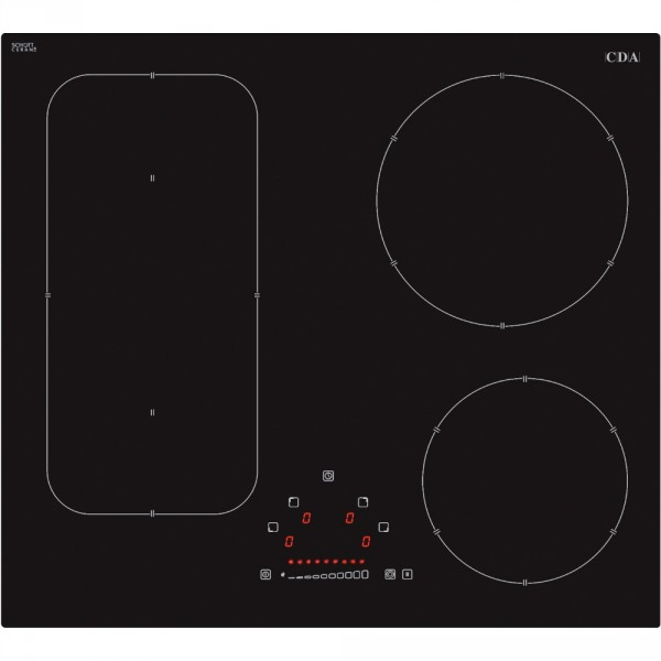 CDA HN6731FR Electric Hob