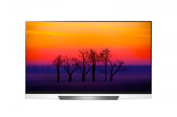 LG Electronics OLED55E8PLA Agency Model LED TV