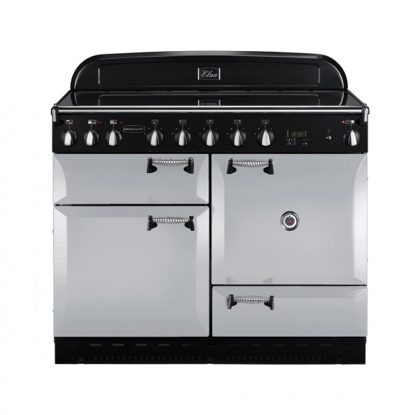 Rangemaster Elan 110IND Royal Pearl 100730 Electric Range Cooker
