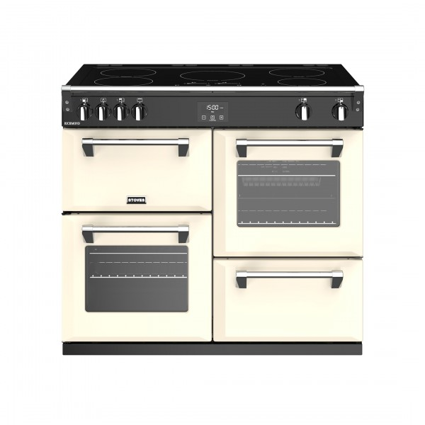Stoves Richmond S1000E i Classic Cream Electric Range Cooker