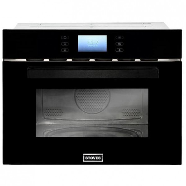 Stoves Bi45comw Blk Integrated Microwave