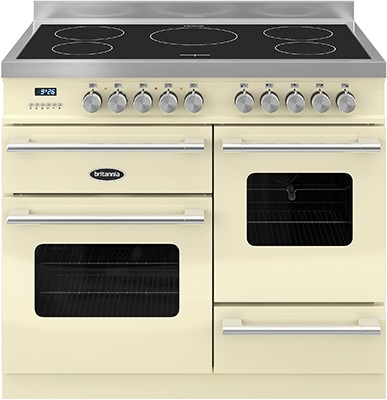 Britannia RC-10XGI-DE-CR Electric Range Cooker