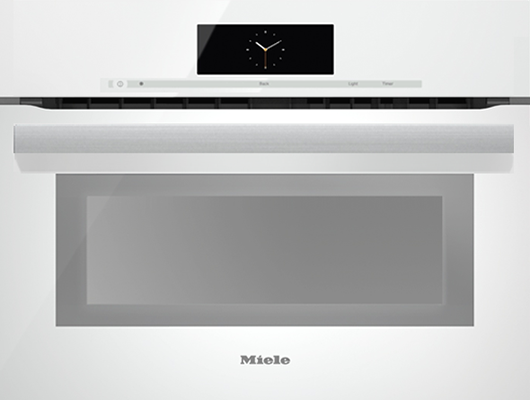Miele H6800BM brwh M-Touch Integrated Combination Microwave