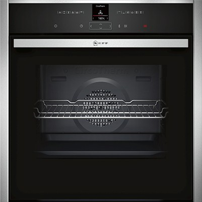 Neff B27CR22N1B Single Oven Electric