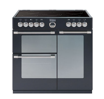 Stoves Sterling 900E Blk Electric Range Cooker