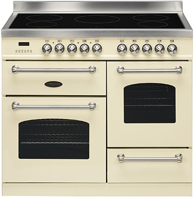 Britannia RC-10XGI-FL-CR-MK2 Electric Range Cooker