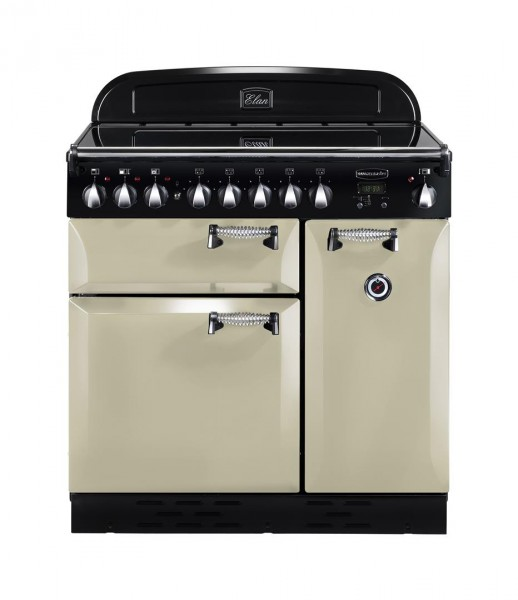 Rangemaster Elan 90IND Cream 89410 Electric Range Cooker