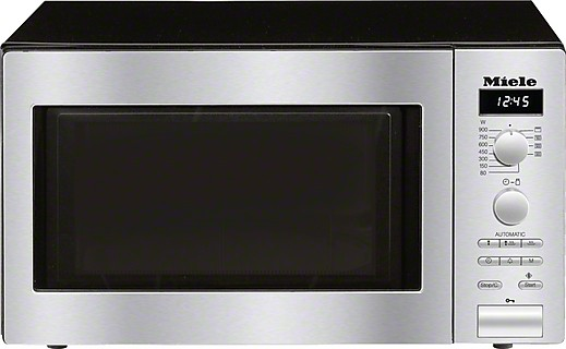 Miele M6012 clst ContourLine Microwave With Grill