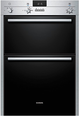 Siemens HB13MB521B Double Oven Electric